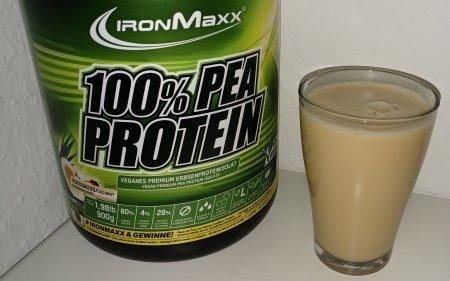 Pea Protein Test