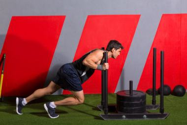 Sled Pull Prowler