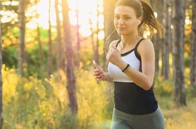 Herzfrequenzbereich Laufen und Joggen