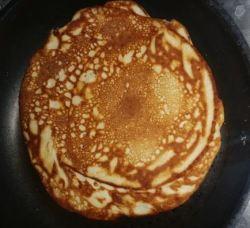 Rezept für Pancakes mit whey