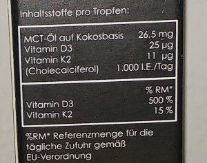 vitamin d hochdosiert