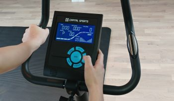 Display ERgometer