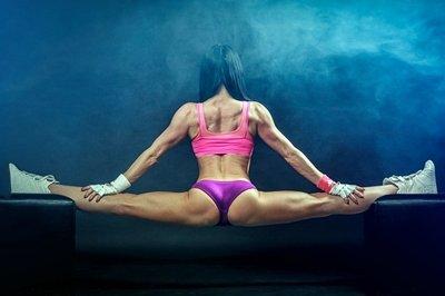 Weibliche Fitness Models & Anabolika: Es wird oft nachgeholfen