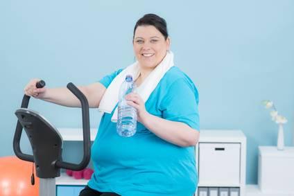 Crosstrainer für Übergewichtige