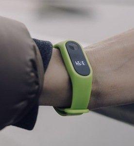 Fitness Tracker Armband