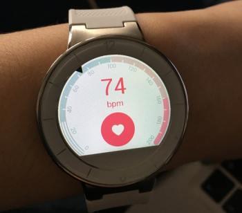 Fitness tracker test