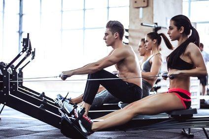 Indoor Rowing Wettbewerbe Wettkaempfe