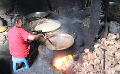 Kokosoel Herstellung