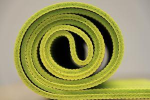 Reinigung yogamatte