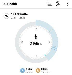 Schrittzaehler App Iphone Android