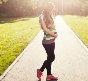 Schwanger und Schwangerschaft
