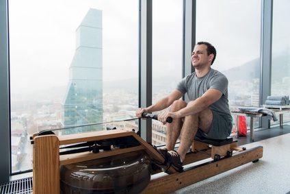 Waterrower Test indoor rower