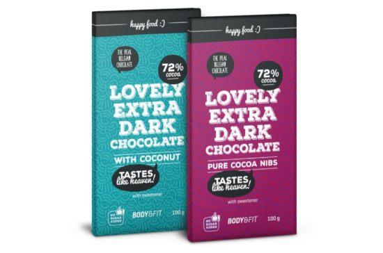 Low Carb Schokolade test