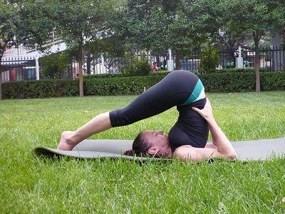 Gymnastikmatten Test