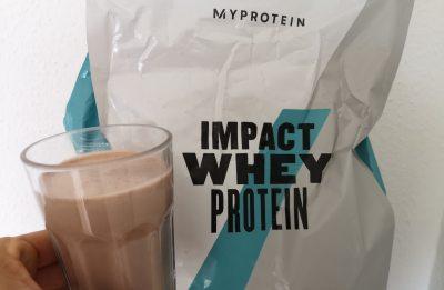 impact whey myprotein