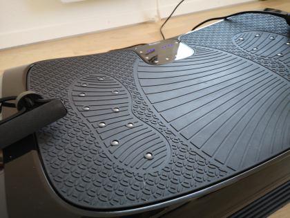bluefin 4d vibrationstrainer