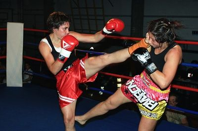 MMA Handschuhe fuer Frauen Test
